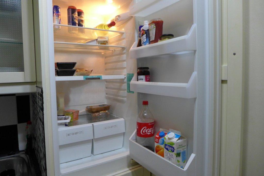 Man fridge