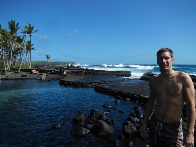 Hawaiian Boy
