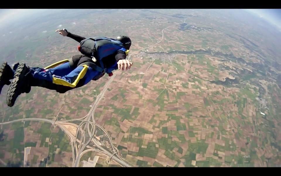 Skydive Road Junction