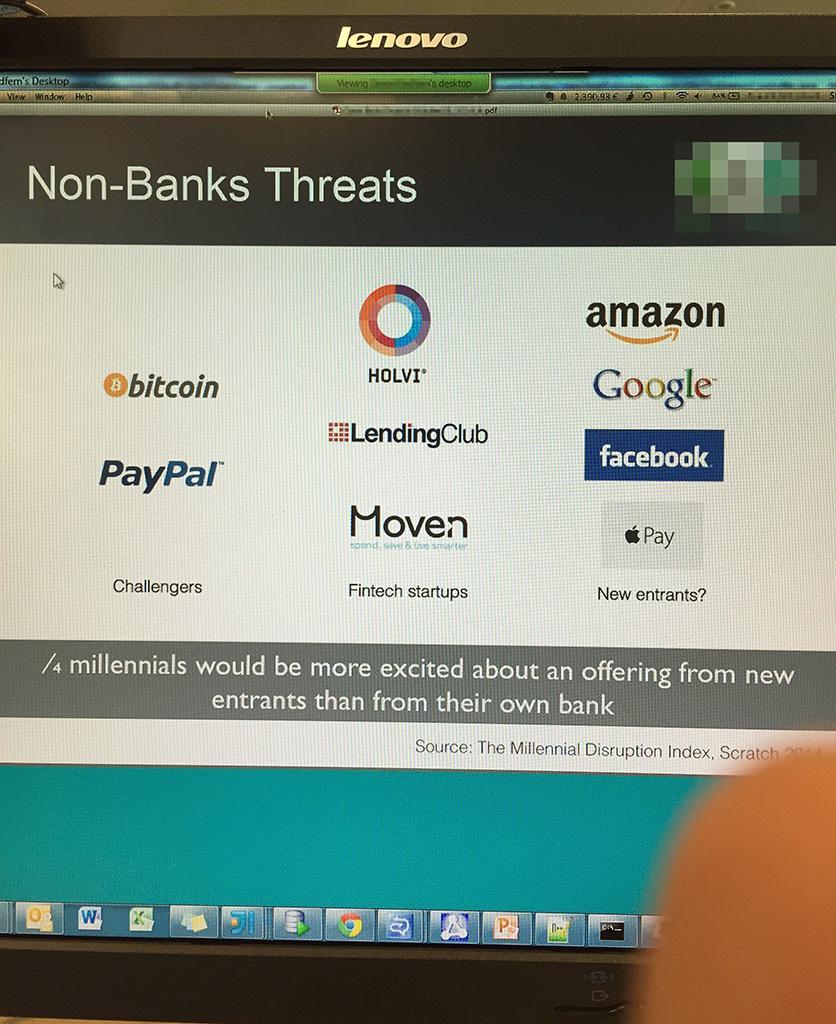 Non bank threats