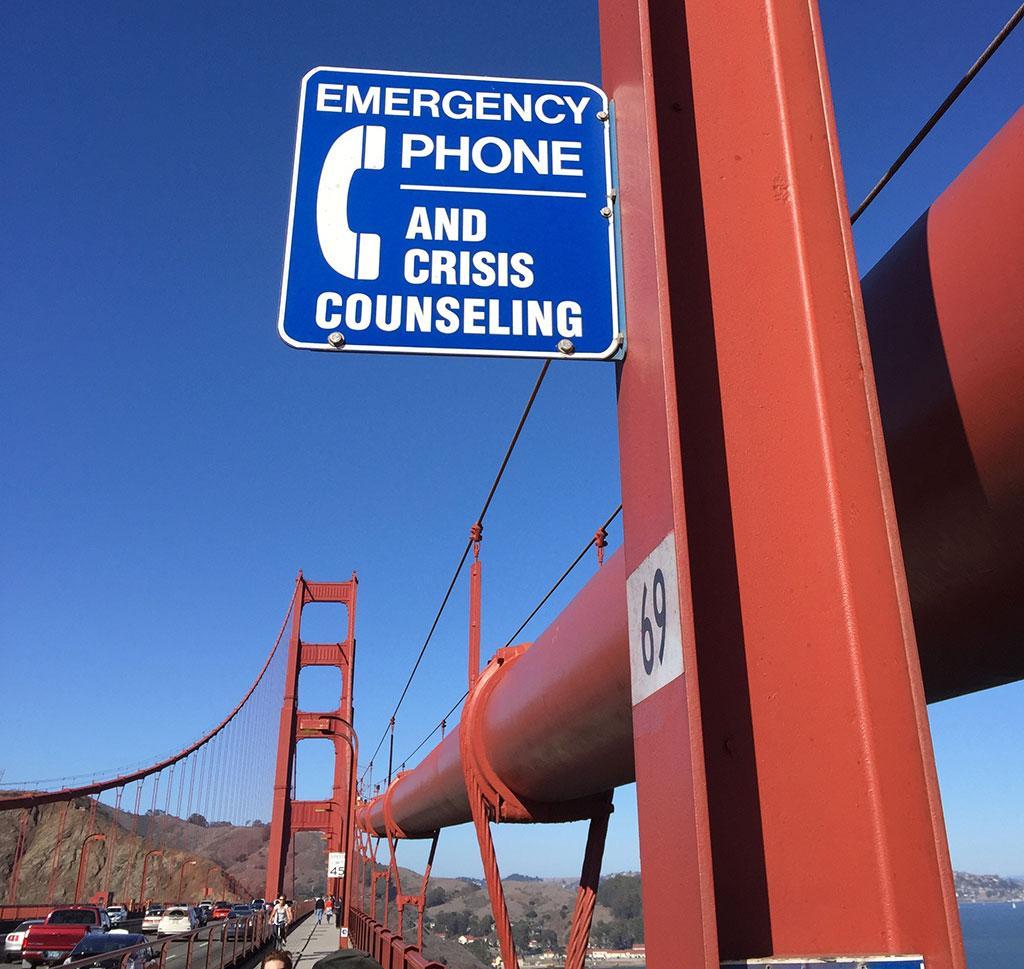 Crisis phone