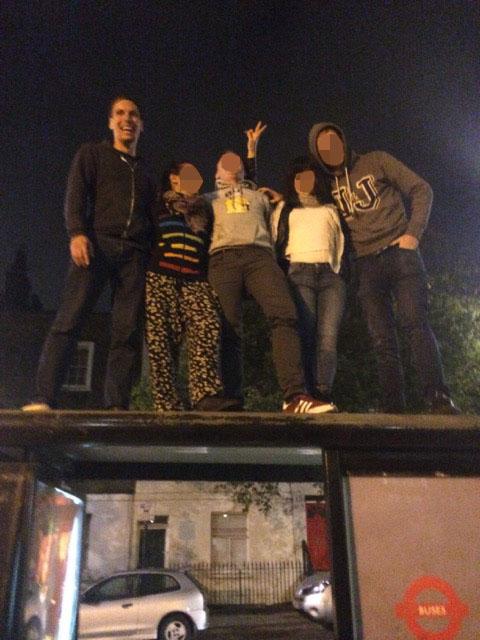 Bus Stop Club