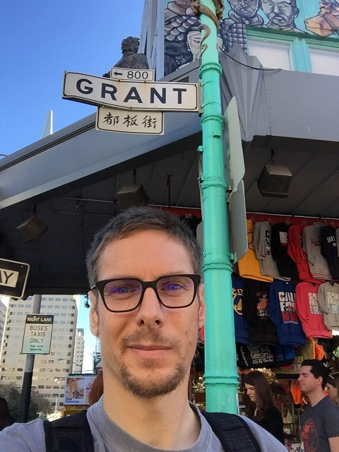 Grant Avenue
