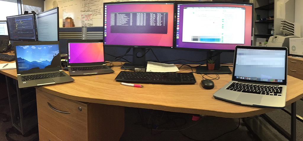 So many screens