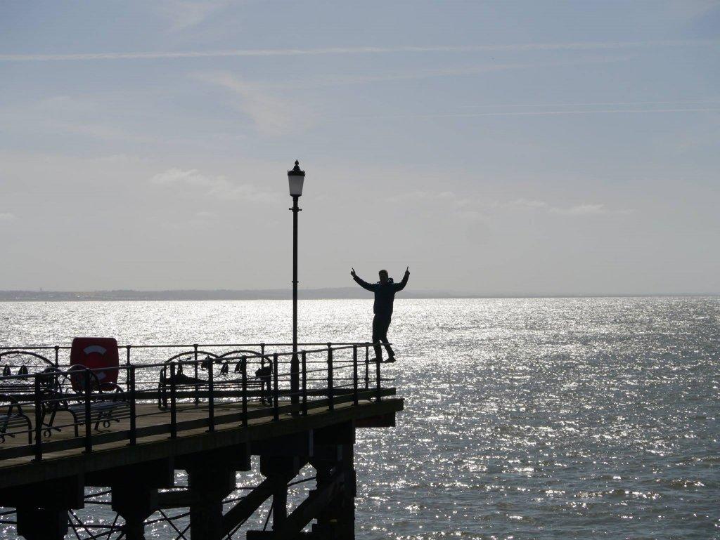 Pier balance