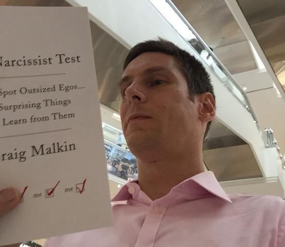 Narcissist Test
