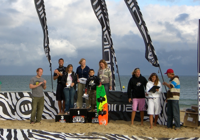 Windfest 2007 Podium