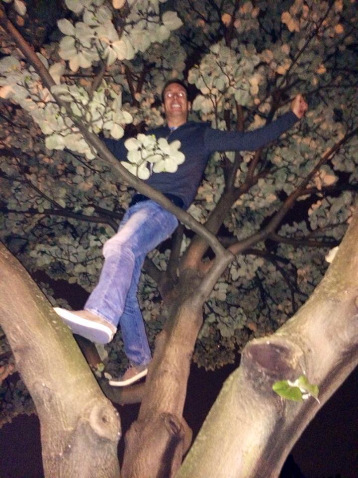 Camden Tree Man