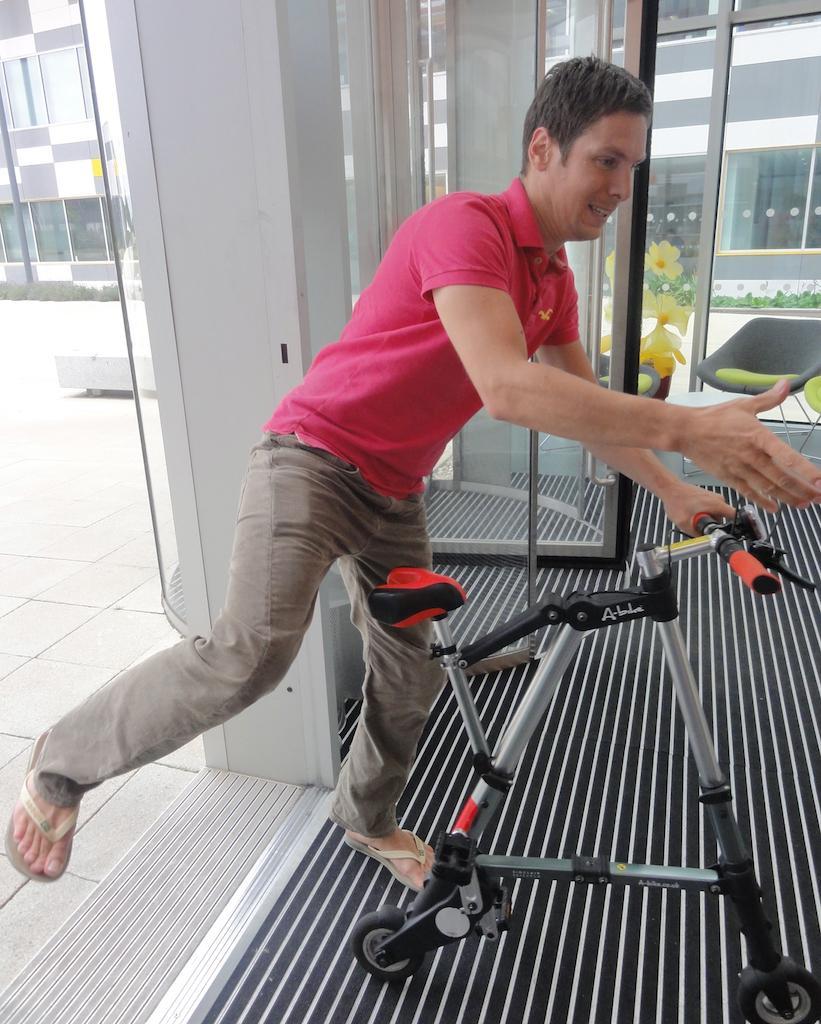 Sinclair A-bike