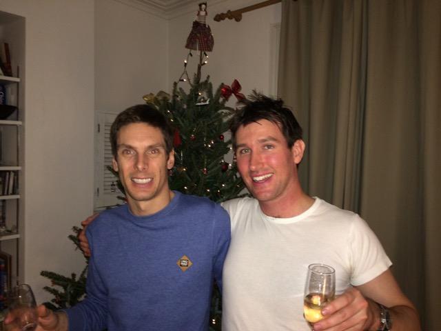 Christmas Chez Ryland